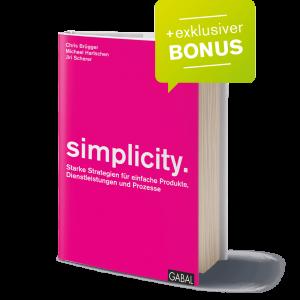 Simplicity Starke Strategien Produkte Prozesse Dienstleistungen Hartschen Einfachheit