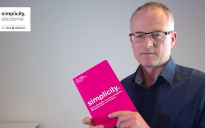 Videobotschaft zum Thema Einfachheit