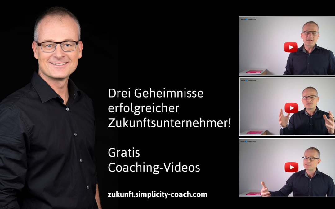 Gratis Unternehmer Video-Coaching