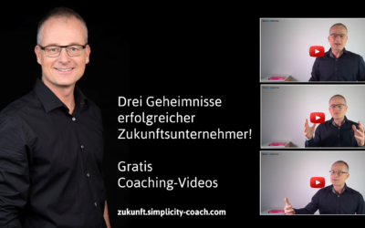 Gratis Unternehmer Video-Coaching